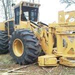 Tiger Cat 720E feller buncher6