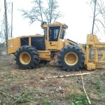 Tiger Cat 720E feller buncher7